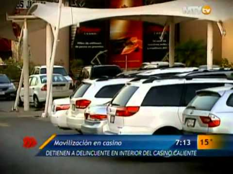 Las Noticias - Movilización en casino de Monterrey