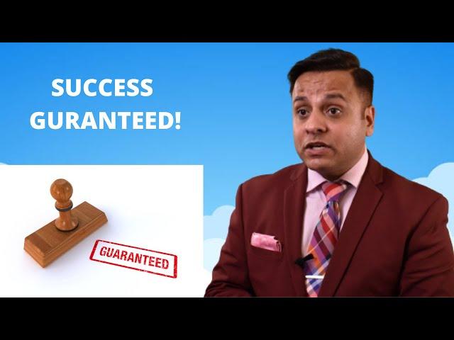 Success Guaranteed | Jatin Arora | Shorts