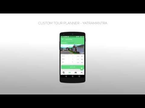 Custom Tour /Trip Planner - Yatramantra Android App