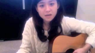 Tee Shirt by Birdy - The Fault In Our Stars Soundtrack (Acoustic Guitar Cover by Florence Cheng)