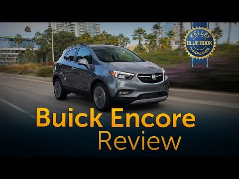 2019 Buick Encore – Review & Road Test