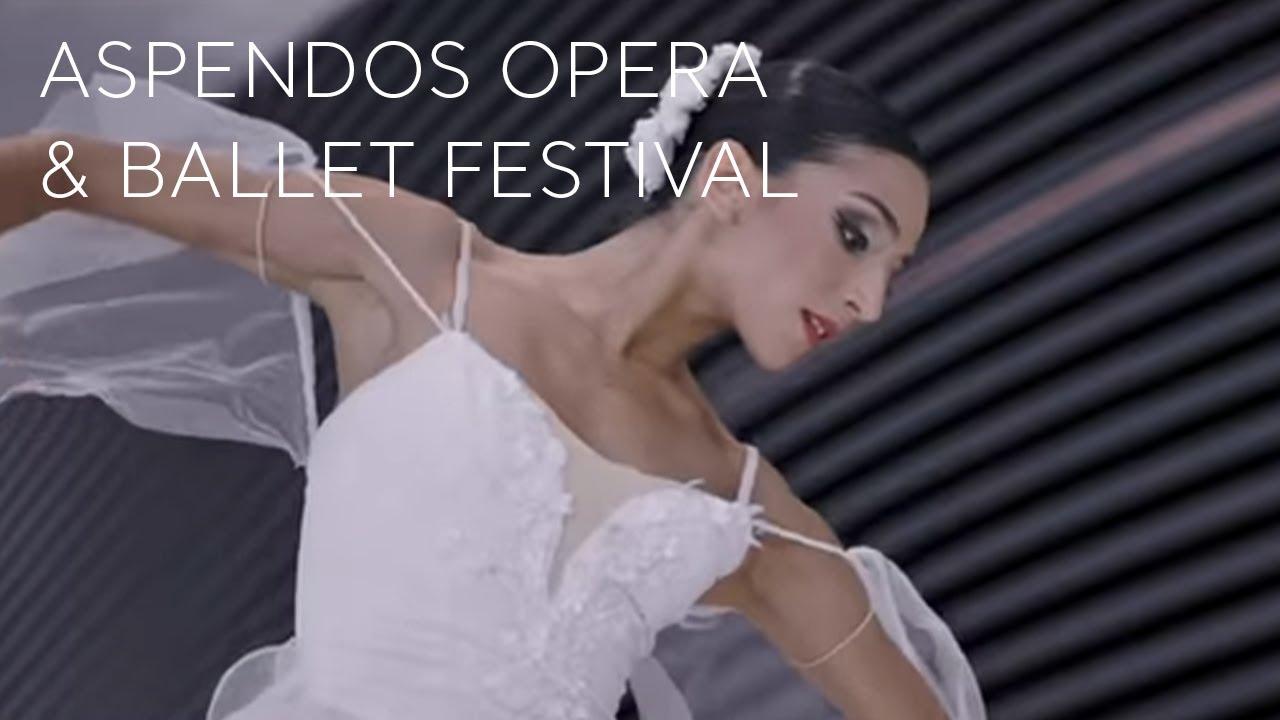Go Turkey  - 26th International Aspendos Opera & Ballet Festival