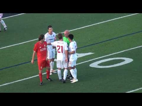 Dallas City FC vs Liverpool FC NPSL Highlight