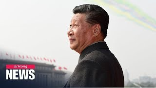 Xi warns attempts to divide China will end in 'shattered bones'
