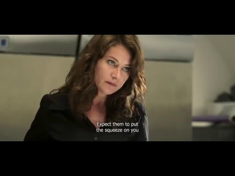 Borgen S01E10 - coffee, newspapers and marriages