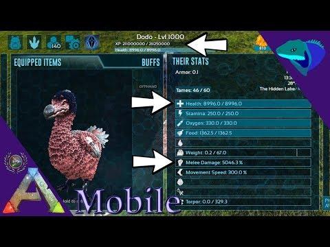 ASCENDANT CREATURE UNLOCK! IS IT WORTH IT? ARK: Mobile Update
