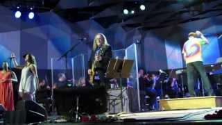 Warren Haynes & Boston Pops ~ Jam ~ Scarlet Begonias ~ Jam ~ Shakedown Street