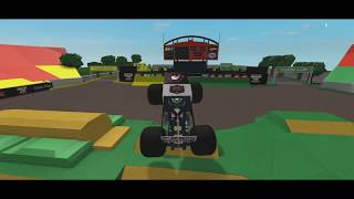 Roblox Monster Jam Freestyle: Metal Mulisha