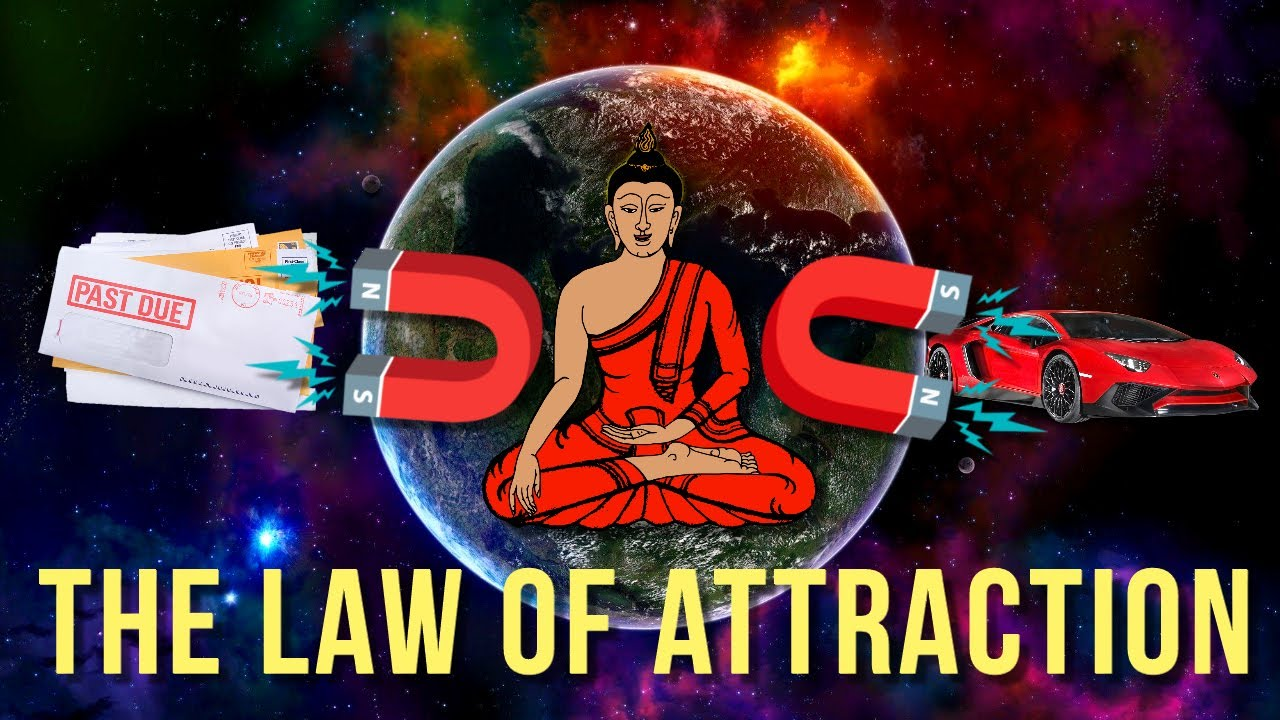 The Law Of Attraction EXPLAINED (back to basics series)
