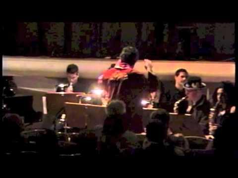 The man I love -  Conservatorio in Scena - Fermo 2004 Regia A. Sartori