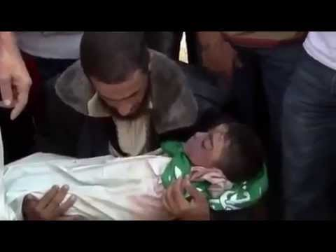 Life in Gaza See How Israel Military treat Muslim Woman & Children in GAZA