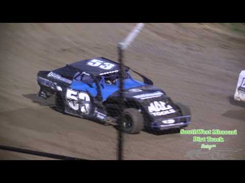 Lebanon Midway Speedway July 7, 2017 B Mods Feature Race