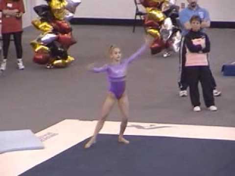 Krista Jasper 2002 Maryland Classic Floor