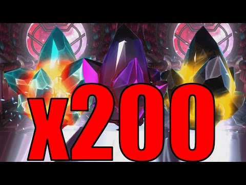 MARVEL: Contest of Champions (iOS/Android) OPENING 200 CRYSTALS Premium, Marvelous, Polar and More