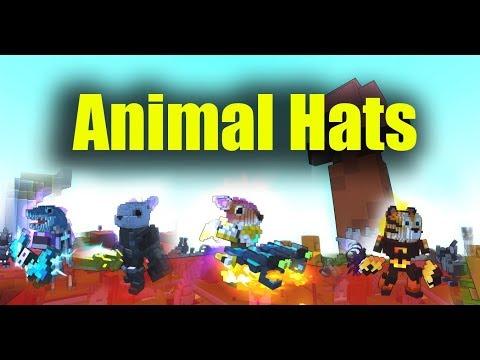 Trove en Español - Donde conseguir los Animal Hats