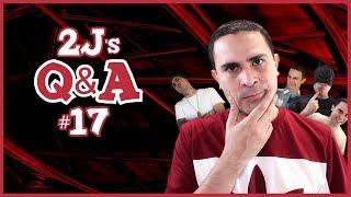 Video 2J's Q&A #17 (Ερωτήσεις & Απαντήσεις) download MP3, 3GP, MP4, WEBM, AVI, FLV Oktober 2018