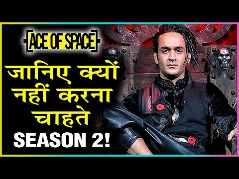 Mastermind Vikas Gupta REACTS On Not Hosting MTV Ace Of Space 2mtv