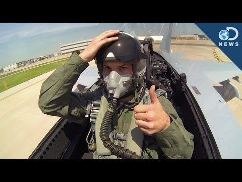 Whats It Like To Ride In A Fighter Jet?