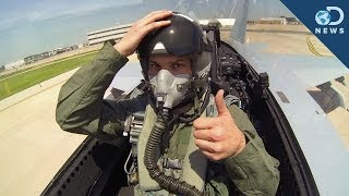 What's It Like To Ride In A Fighter Jet?