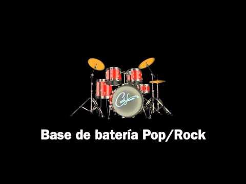 Base de batería Pop/Rock