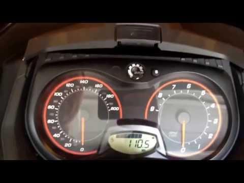 Rev Limiter On Yamaha Sidewinder