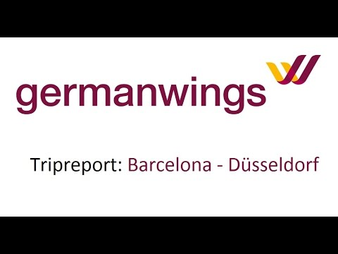Flight Report: BCN-DUS Germanwings - Crashed Airbus D-AIPX ...