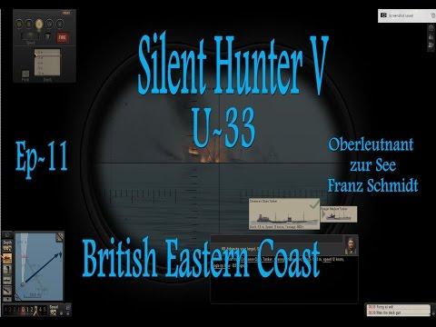 Silent Hunter V Ep 11 Cimmerion tanker ist kaput