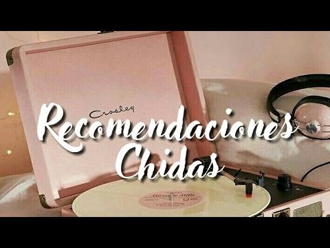 Recomendaciones Chidas Para Adolescenteslibros Canciones