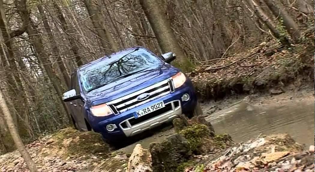 Essai Ford Ranger   b  te de somme mais pas que   En voiture