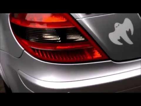 Mercedes Benz SLK 55 AMG Zu Verkaufen, For Sale 77.000km TÜV Neu Bis 08/18