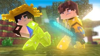 Minecraft: BINGO PVP - VELOCIDADE VS PRESSA - ‹ JUAUM ›