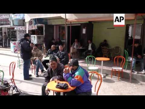 Jobless Tunisians pessimistic about future despite new government