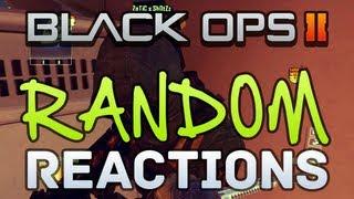 Black Ops 2 - Random Reactions #12: OMG PEWDIEPIE, Herbert the Pervert and more! (Funny Reactions)