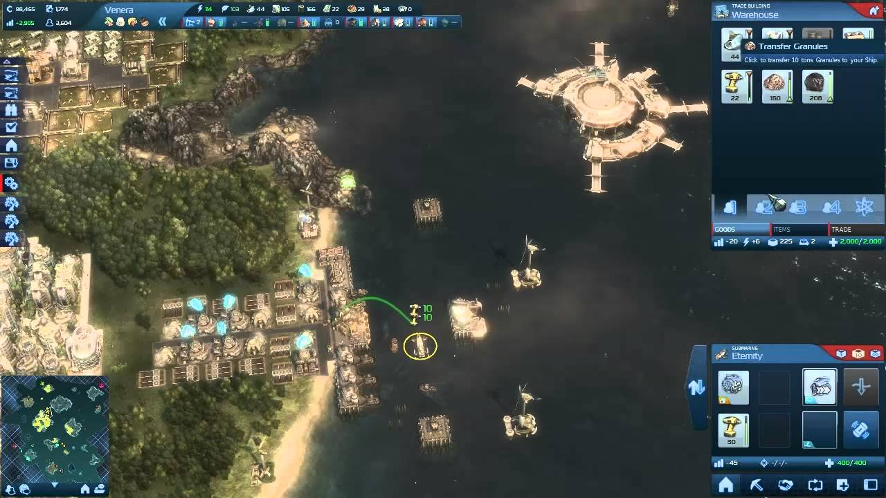 Let 39 s play anno 2070 ep 8 oil rig explosion youtube for Anno 2070 find architect