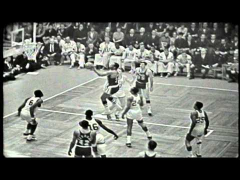 Top 5 Plays from Lakers vs Celtics 1966 NBA Finals Game 7 – April 28th, 1966