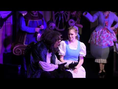 Beauty and the Beast - Jerusalem Hillel Theater Workshop (2014)