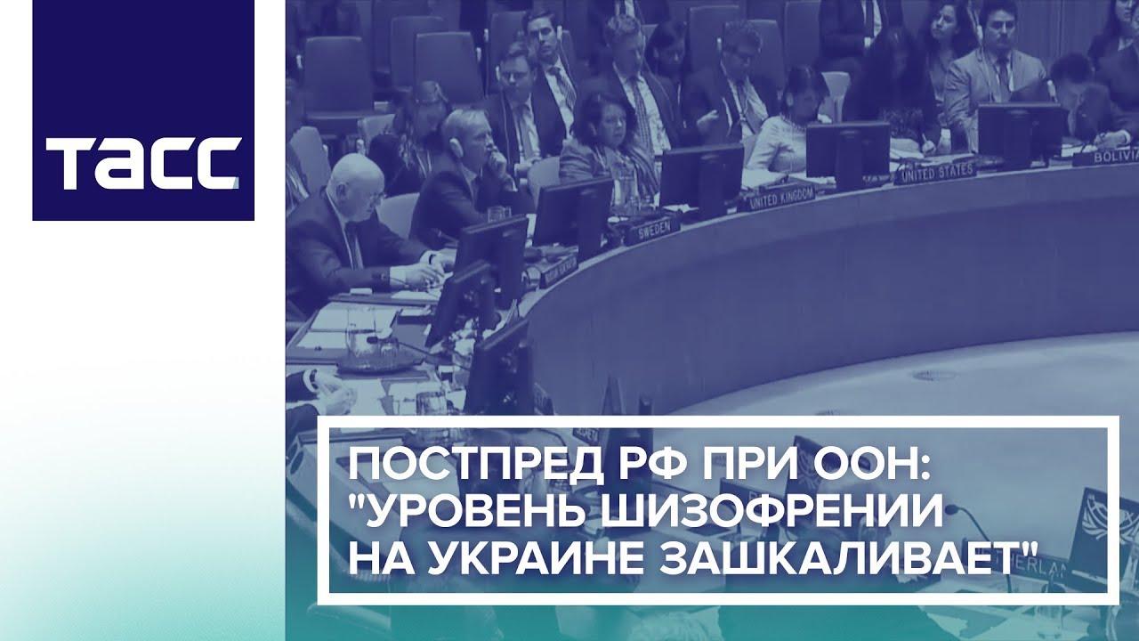 Небензя поставил диагноз Киеву на заседании СБ ООН по Украине