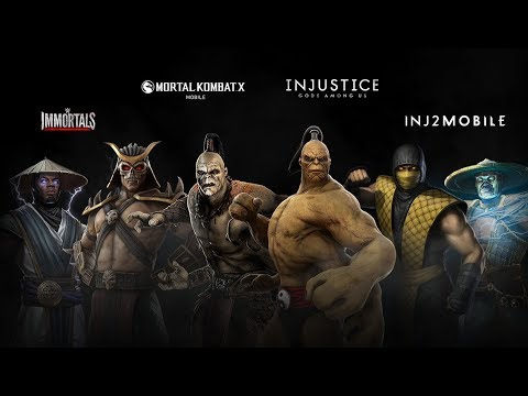 Mortal Kombat Invades Mobile!
