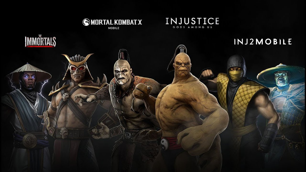 Mortal Kombat Invades Mobile