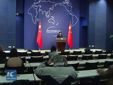 China justifies its anti-terror legislation