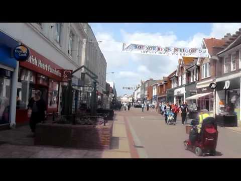 Bognor Regis West Sussex Shops And Market
