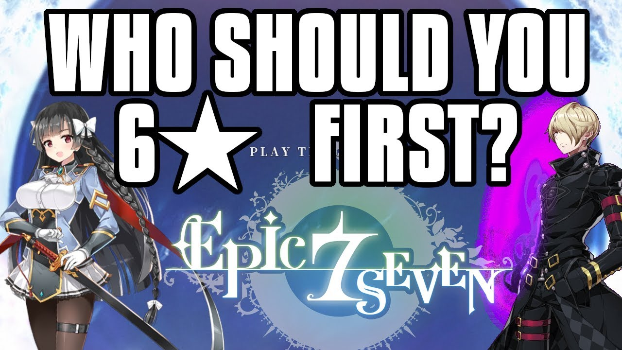 【Epic Seven】Who Should You 6* First? Mango Browses Reddit