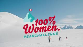 We need the sisterhood! Why not take part in the Peak Challenge?