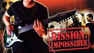 Mission impossible  | Миссия невыполнима (metal cover by Feanor X)