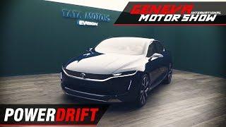 Tata EVision - The sexiest Tata yet? : Geneva Motor Show 2018 : PowerDrift