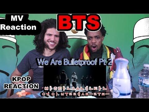 BTS (방탄소년단) We Are Bulletproof Pt2 (위 아 불렛프루프 Pt.2) | REACTION
