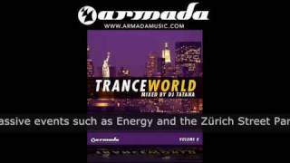 Trance World 8 Mixed by Tatana