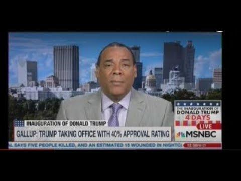 Bruce LeVell MSNBC Live Chris Jansing 1-16-2017