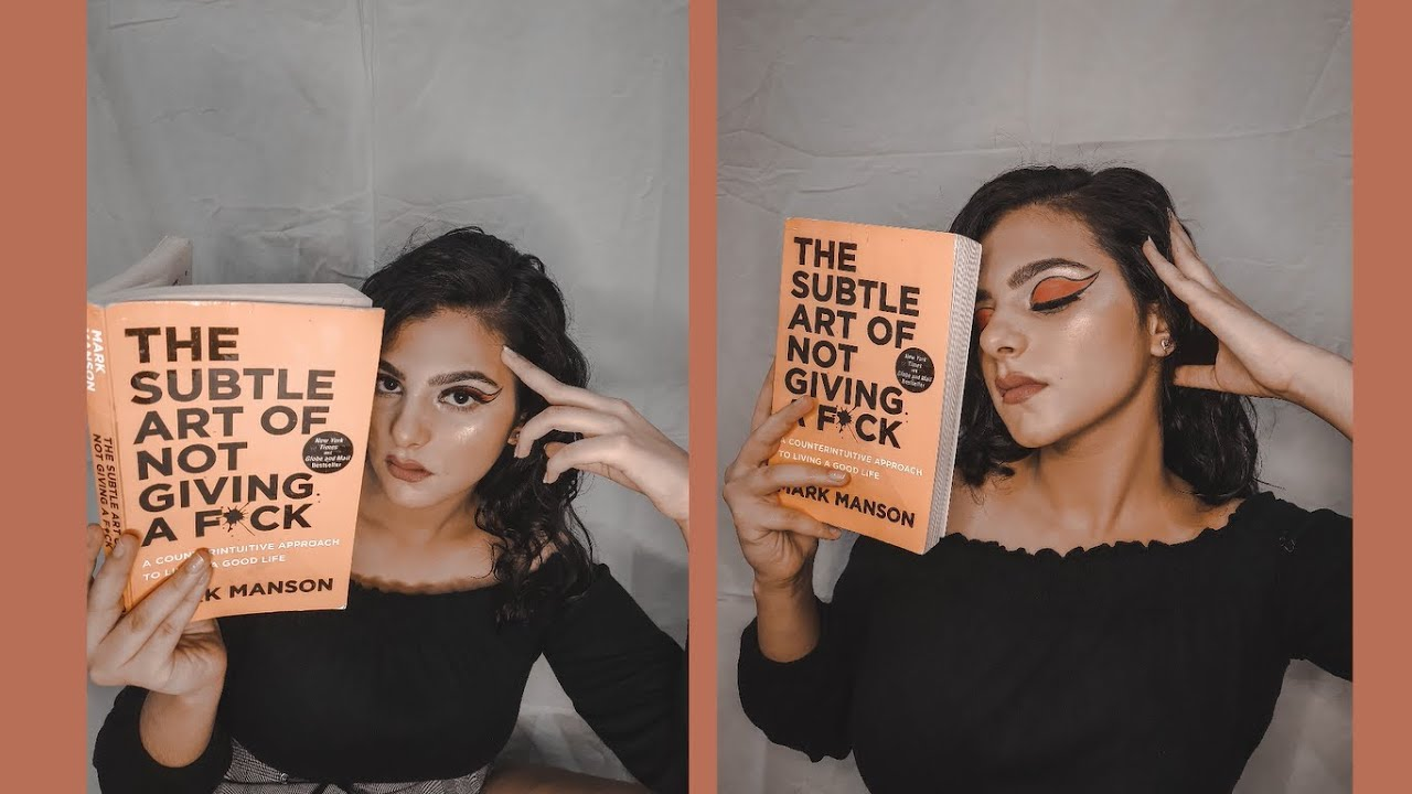 Doing my makeup and a photoshoot inspired by a book's cover ! | Asmi Pahwa