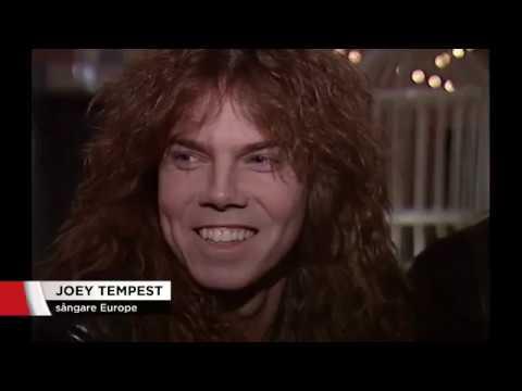 EUROPE - TV4 Interview (1992)